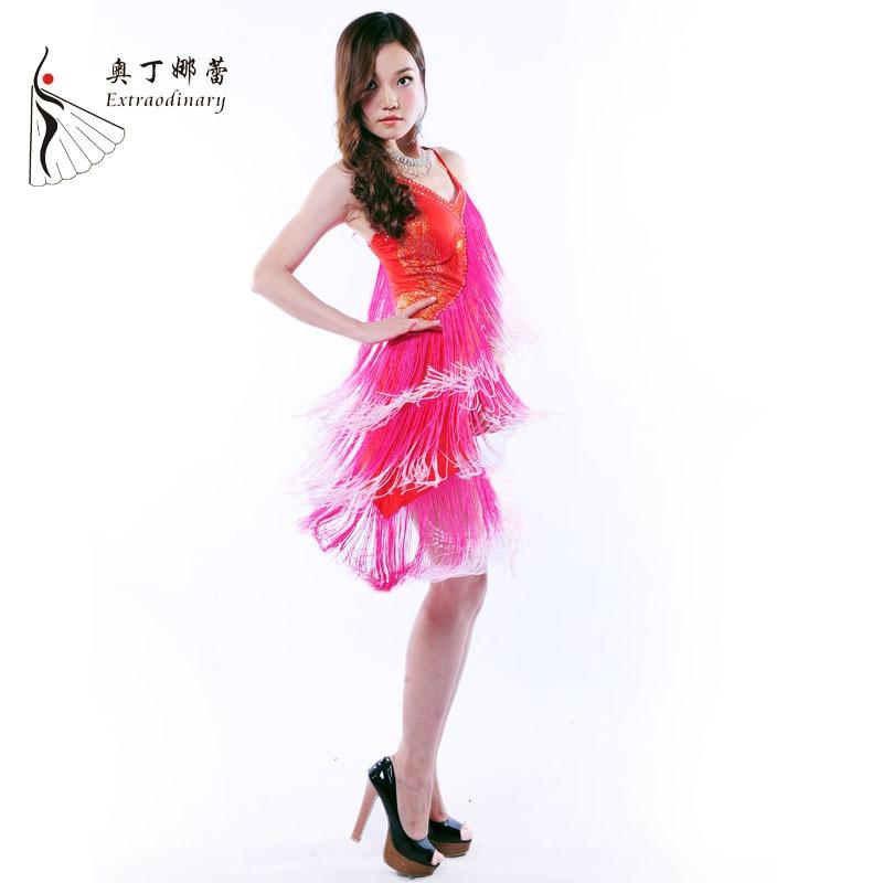 Aliexpress.com : Buy Latin Dance Dress Professional Latin ...