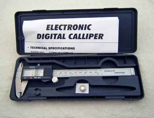 Electronic Digital Calliper Locksmith Tools Key Ruler|tool ceramic|tool chi|tool stamps - title=
