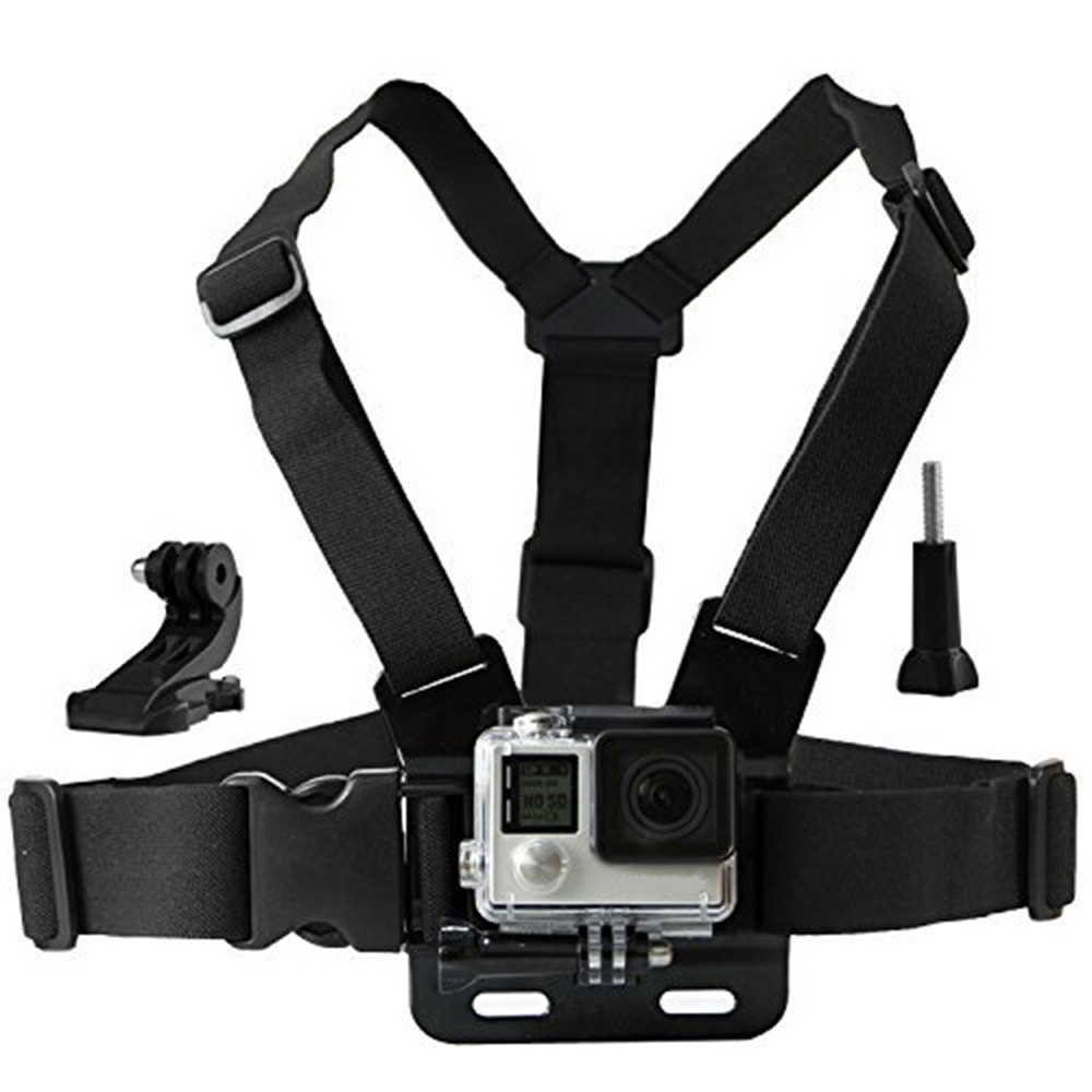Chest Mount Harness for GoPro hero 5 4 font b Action b font font b camera