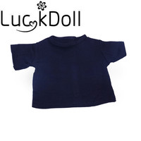 Luckdoll casual sports T shirt doll clothes fit 18 inch doll accessories