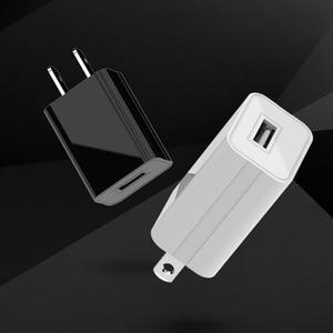 Image 2 - 5V1A chargeur 1 Port USB adaptateur japon états unis voyage mur petit téléphone portable PSE Certification prise électronique charge