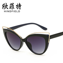 8200 new sunglasses wholesale fashion sunglasses retro lady Cat Eye Sunglasses Free Shipping