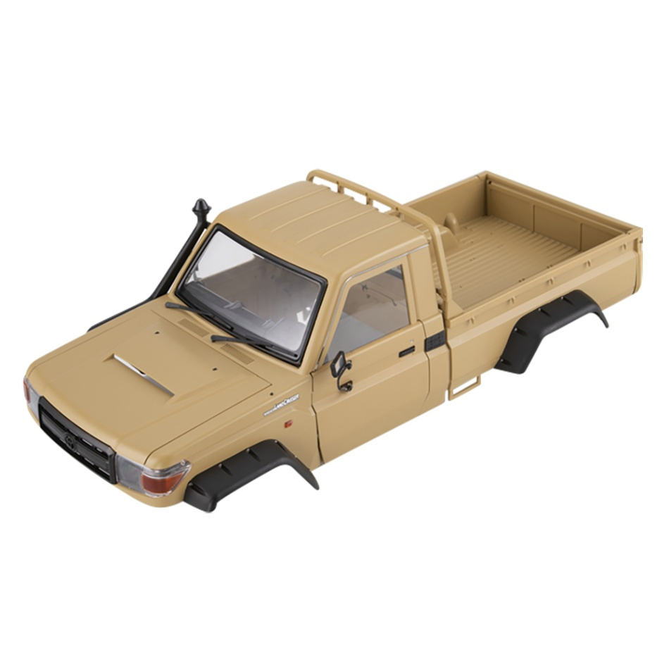2019 Killerbody LC70 RC Car Body Shell Kit for 323mm Wheelbase Traxxas TRX 4 Chassis 1/10 Toyota Land Cruiser 70 Hoting-in Parts & Accessories from Toys & Hobbies    2