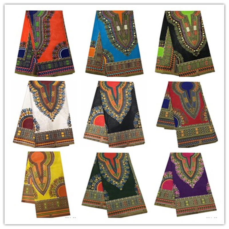 2019 African Print Fabric 6 Yards Of African Fabric Wholesale African Wax Prints Fabric Wax 100 Cotton Java Fabric 804 51 in Fabric from Home Garden