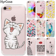 Funny Cute Cartoon Cat Hard Plastic Phone Back Case Cover For Coque iPhone X XS Max