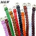 female All-match lengthen plus size genuine broken cowhide leather belt women fashion waist decoration plus size belts for women