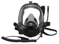 SQY FF06 Military and Police Communication Mask Style Full Face Gas Mask With Double Filter Training Mask