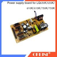 Original 95% new power supply board for epson LQ630K/LQ635K/LQ730K/LQ735K/LQ610K/LQ615K/80K power board printer parts on sale