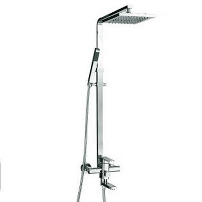 EMS Free Shipping Lift Single To Dual Control Bathroom Rain Double ...
