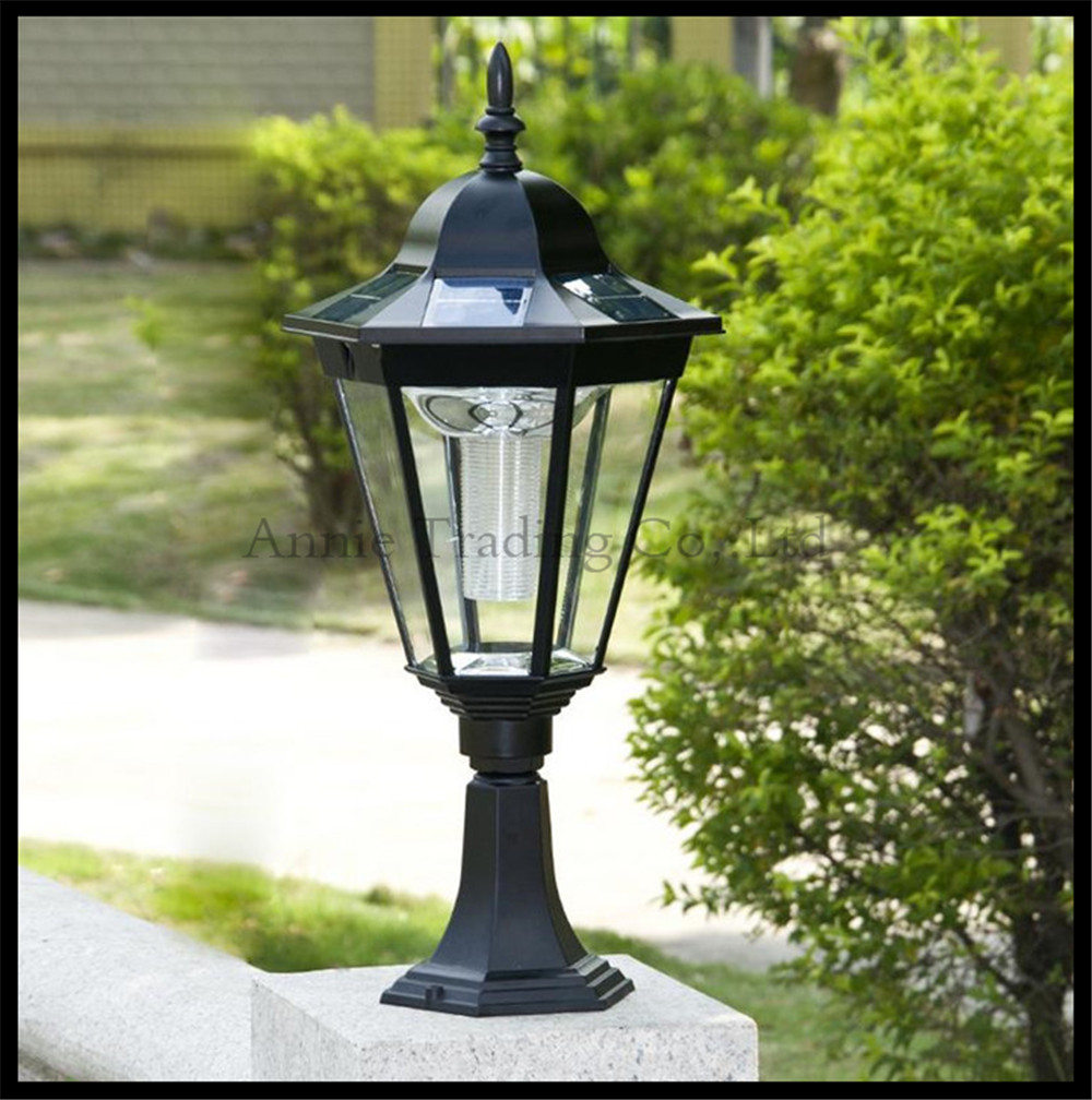 Solar Garden Light China: Online Buy Wholesale Solar Pillar Lights From China Solar