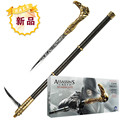 Newest Assassin's Creed Action Figures Weapon Syndicate Cane Sword Anime Game Assassin Creed Model Toys Syndicate Cane Sword