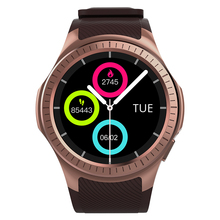L1 Smart Watch 1.3 inch GPS MTK2503 Heart Rate Quad Core Smartwatch MTK2503 2G Wifi BT Call 0.2MP TF Card For Android IOS P30