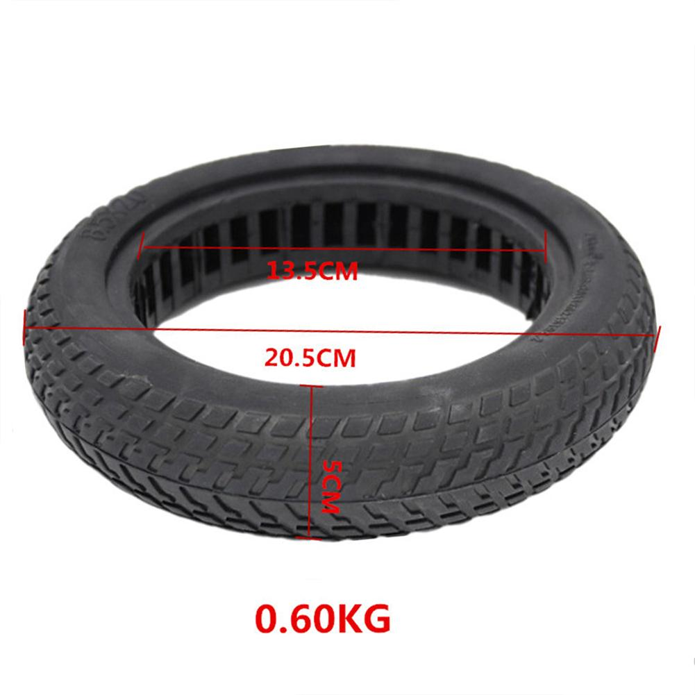 Electric Scooter Vacuum Tire For Xiaomi M365 Pro 8 5Inch Explosion proof Shock absorbing Hollow Solid Wheelr Parts Accessories in Skate Board from Sports Entertainment