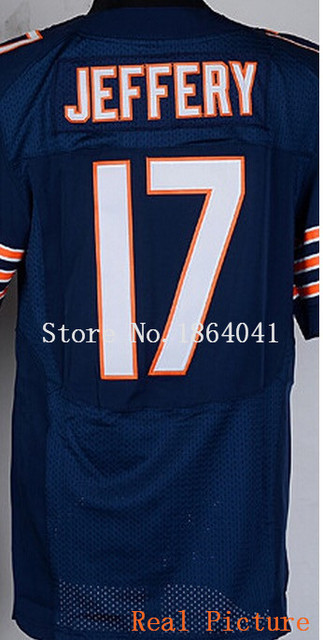 Mens  Alshon Jeffery Jersey stitched Elite Blue,Orange,White Out Fashion Jerseys Accept Mix Order