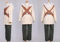Hetalia Axis Powers Canada military uniform cosplay costume halloween