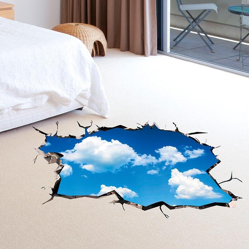 [SHIJUEHEZI] Αυτοκόλλητες ετικέττες τοίχου - Διακόσμηση σπιτιού - Φωτογραφία 1