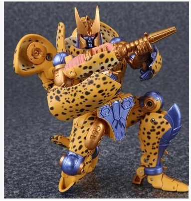 все цены на  (In Stock ) Toys Takara TOMY MP34 BW Cheetor Version: HongKong/3C  онлайн