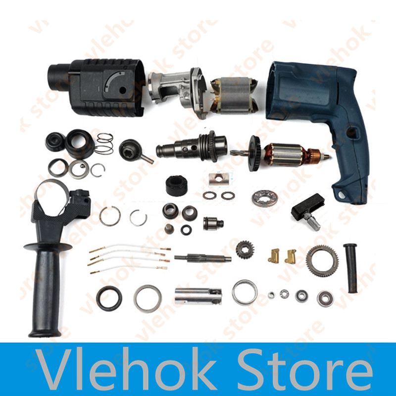 Replace For BOSCH GBH2-20 GBH 2-20 20 Power All Tools Accessories Tool Part Electric Hammer Drill