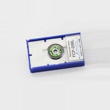 5pcs/lot  FCP-20BL Sumitomo FC-6S FC-6 Fiber Optic Cleaver Blade 12Face Cutting 36000 times optical cleaver