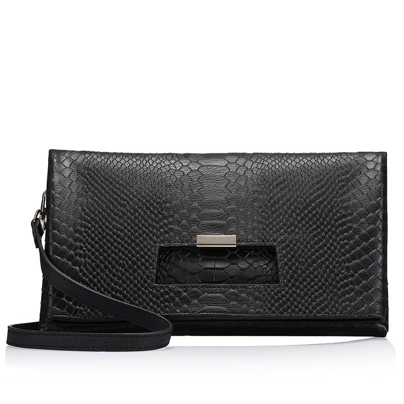 ФОТО Fashion Crocodile Women Genuine Leather Embossed Bag Famous Handbag Luxury Cowhide Shoulder Messenger Bags Crossbody