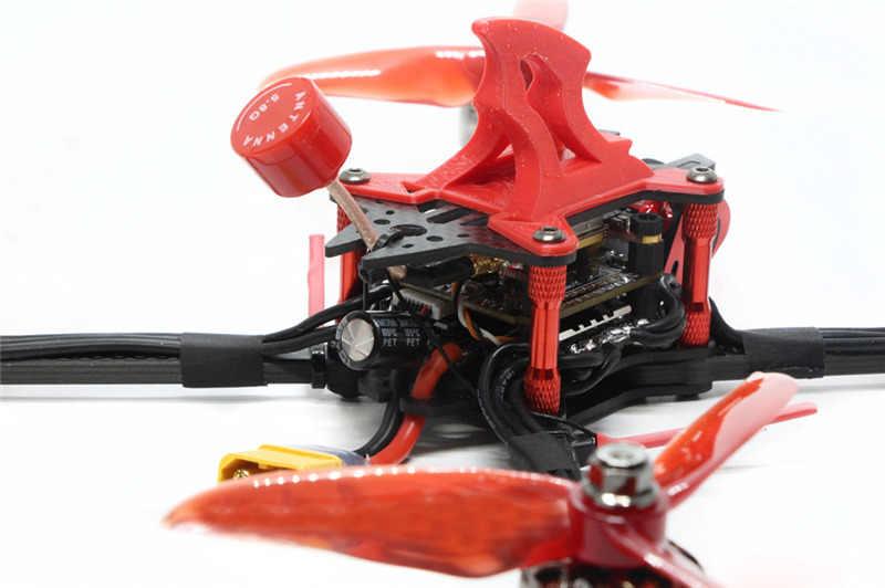 FLYWOO 230mm F405 controlador de vuelo 2207 1750KV 6 S/2450KV 4S Motor FPV Racing Drone PNP BNF w /Foxxer flecha Mini cámara Pro