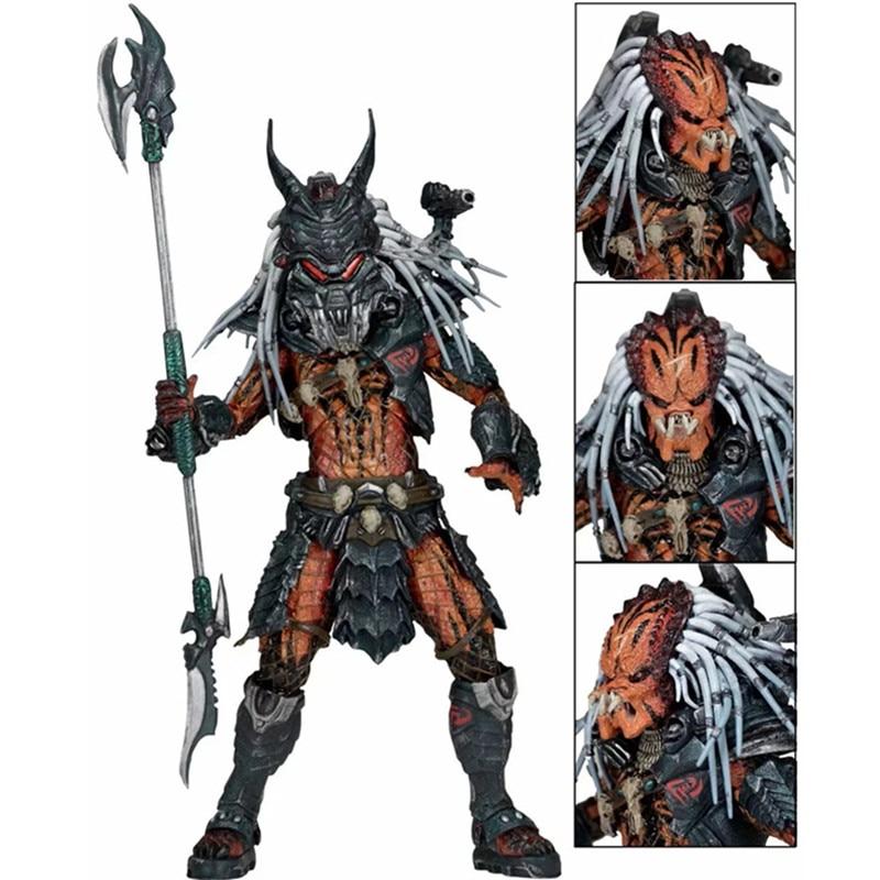 Alien vs prédateur patriarche Leader monstre prédateur mobile PVC figurine Collection jouet X1462
