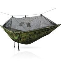 Hammock de acampamento Rede de Casal Redes     -