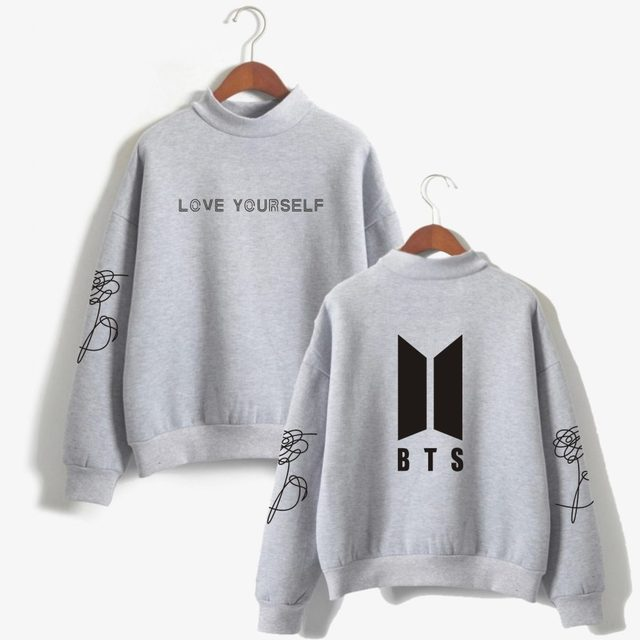 BTS LOVE YOURSELF COVER SWEATSHIRT #3