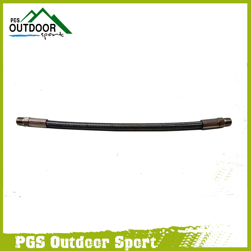 """Paintball Hose Stainless Steel Braided High Pressure Fill Line 10"""" 10 Incle long-in Paintball Accessories from Sports & Entertainment"""