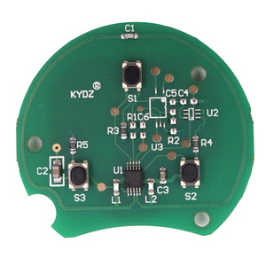 Image 4 - KEYECU 원격 자동차 키 Fob 3 버튼 433MHz Smart Fortwo Forfour Roadster City Passion 2000 2005