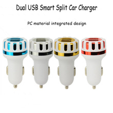 Car Charger Mobile USB Multi-function Dual