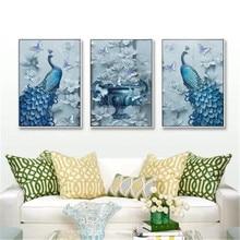 DiamondEmbroidery,China,landscape,scenery,Peacock,5D Full Diamond Painting,Cross Stitch, Flower Mosaic,Decoration