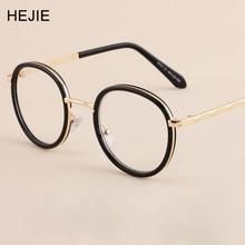 Moda Acetato & Liga Das Mulheres Dos Homens Marca Óculos Armação de óculos TR90 Full Frame Miopia Óculos de Armação Para O Sexo Masculino Tamanho da Fêmea 49-23-143 Y1058