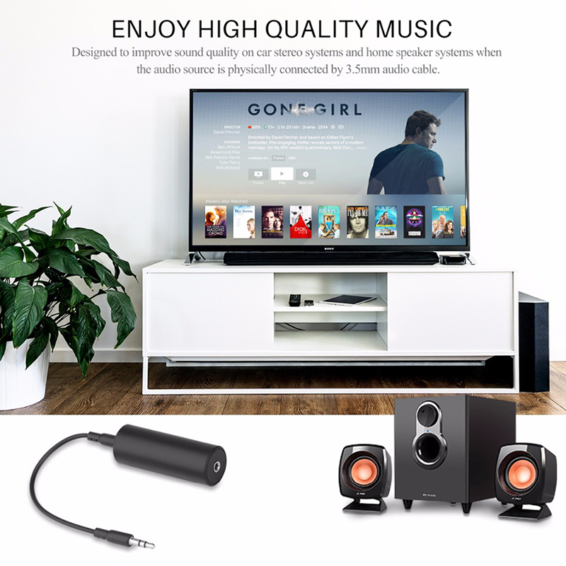 3 5mm jack Audio Cable Ground Loop Noise Isolator Car Audio System Home  Stereo Eliminate Buzzing Noise Cancelling M/F