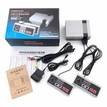 Мини ТВ игровой консоли Игровые приставки плеер с 500 встроенный классические игры Для Nintendo ne + двойной Геймпады Поддержка PAL и NTSC