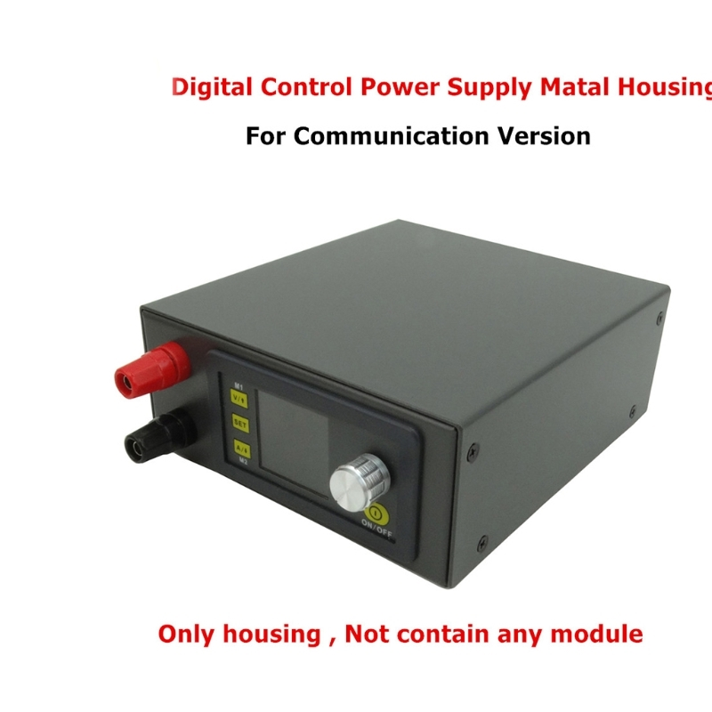 DP e DPS Alimentazione communiaction custodia scatola involucro di controllo digitale Tensione corrente Costante buck converter solo
