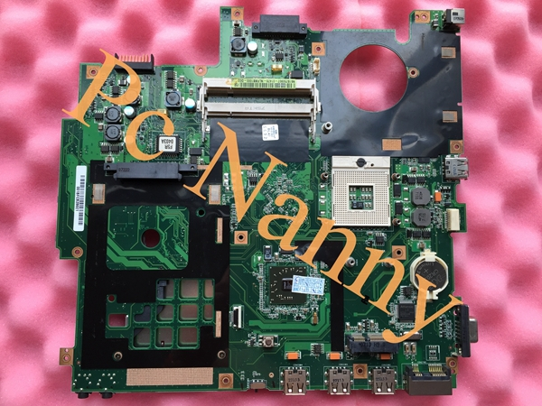 For ASUS F5R Laptop Motherboard F5R 08G25FR0023J system board with ATI Radeon 1100 s479 ddr2 + Free CPU Fully working