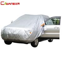 Car Cover Sunshade Auto Sedan Hatchback Outdoor Sun Rain Snow Scratch Resistant Cover Anti UV Dustproof