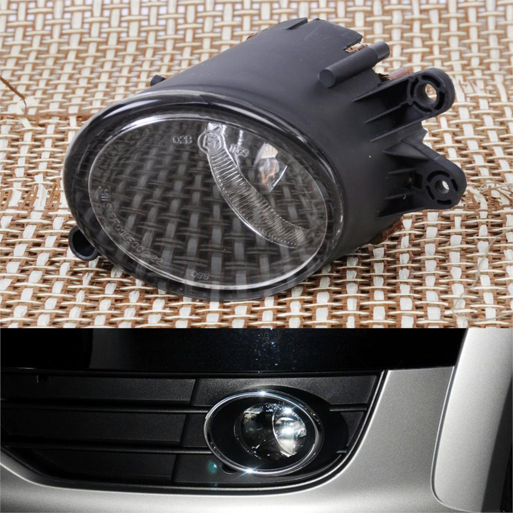 DWCX Car Front Left Fog Light Lamp 8E0941699B for Audi A4 Quattro S4 2001 2002 2003 2004 2005 2006 2007 2008 RS4 2006 2007 2008 front bumper fog lamp grille led convex lens fog light angel eyes for vw polo 2001 2002 2003 2004 2005 drl car accessory p364