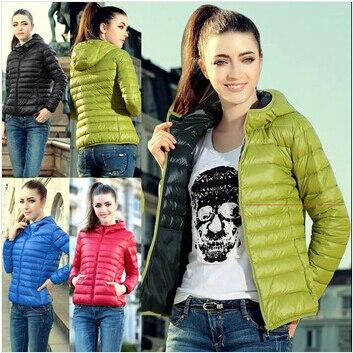 Sıcak Satış Kadın Ceket 2015 Yeni Sonbahar Ve Kış Ceket Kadınlar Gündelik Ince ince pamuk parka
