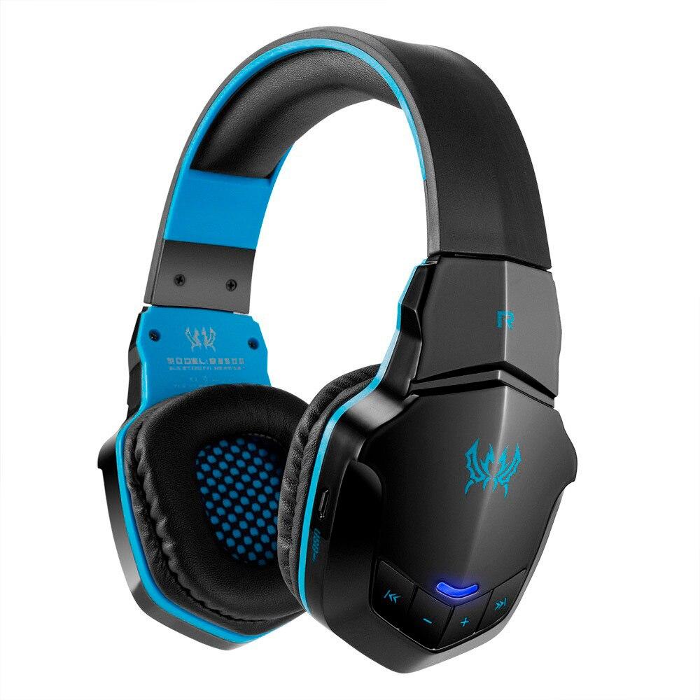 KOTION chaque casque B3505 V4.1 casque Bluetooth casque stéréo pliable casque de jeu écouteurs Support TF carte avec micro Z610