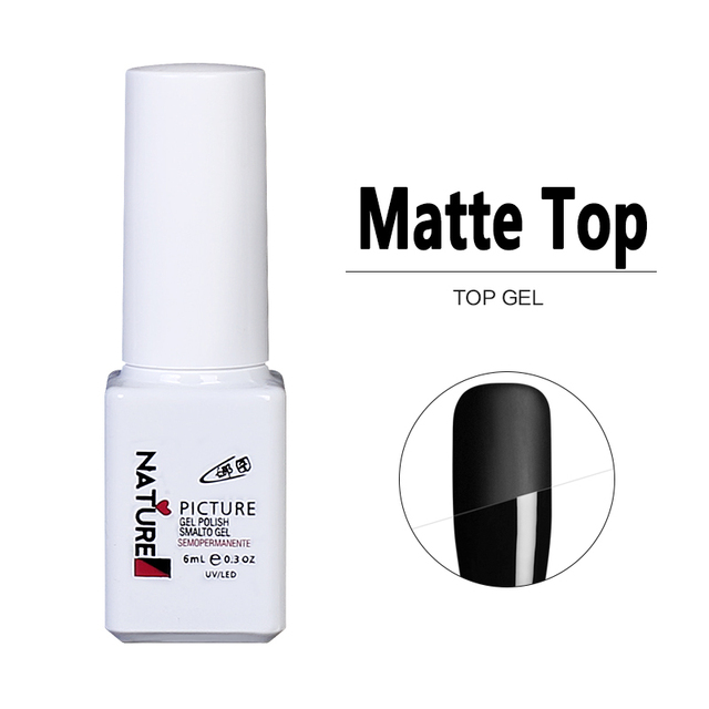 Sticky Top Coat Nail Polish Creative Touch