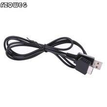 FZQWEG 10 adet 2 in1 USB Şarj Veri Sync Kablosu Hattı Güç Adaptörü Tel Sony psv1000 Psvita PS vita PSV 1000