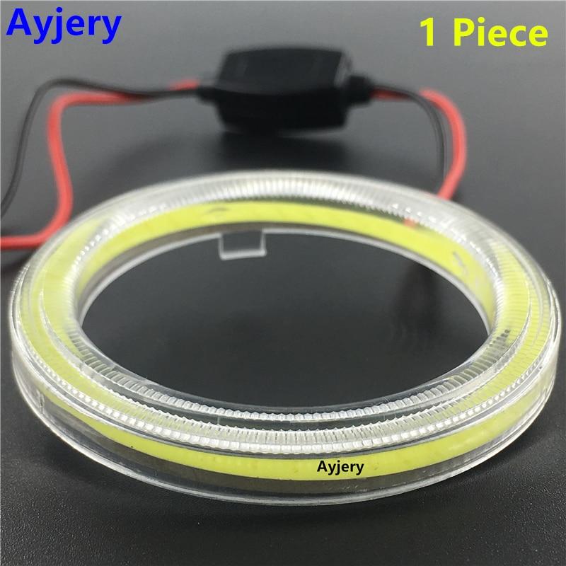 12V Cob LED Halo Ring Engel Augen LED 70mm 80mm 90mm 100mm 110mm