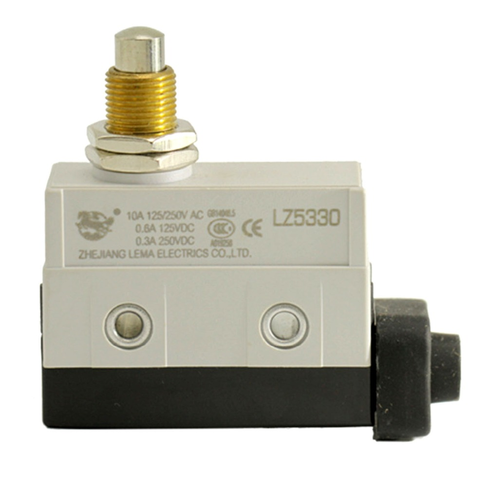 LZ5330 10A 125/250V IP65 Waterproof 1NO 1NC Limit Switch for Production Equipment Machinery AutomationLZ5330 10A 125/250V IP65 Waterproof 1NO 1NC Limit Switch for Production Equipment Machinery Automation