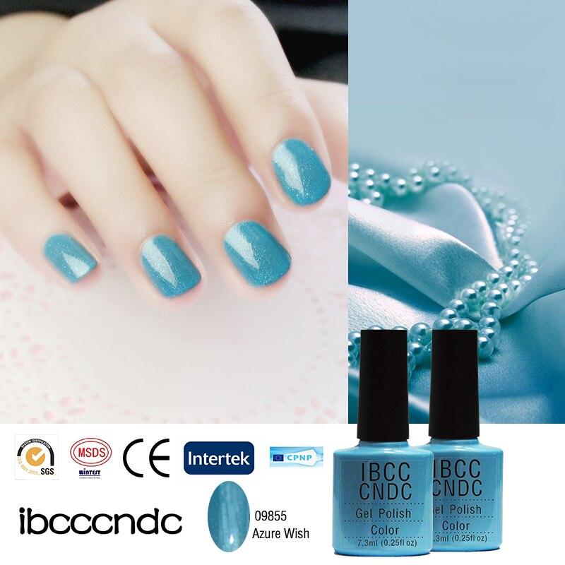 Shining Charming Women Sweet Girl Color Long Lasting Manicure Soak ...