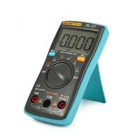 ZOTEK ZT101 AC DC Auto Range Digital Multimeter 6000 Counts Ammeter Voltmeter 550V Overload Protection LCD Backlight