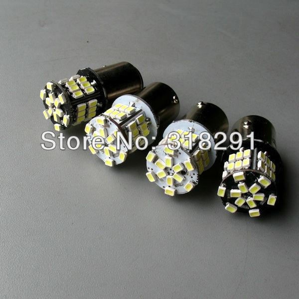 12v24vthe best quality high brightness Free shipping  1156 1157  ba15s 42 SMD 1206 led car   turn brake signal  light  bulb