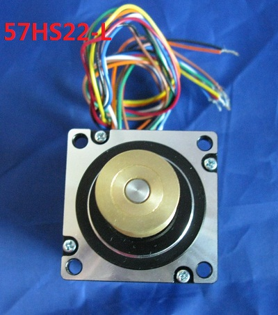 Stepper Motor 2 phase 57HS22-L unipolar 198.24(1.4)NM 1.8 degree 3.5A original brand new saimi skdh145 12 145a 1200v brand new original three phase controlled rectifier bridge module