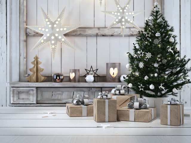 Huayi Photography Backdrop Christmas Backdrops Photo Prop Christmas Decoration Art Fabric
